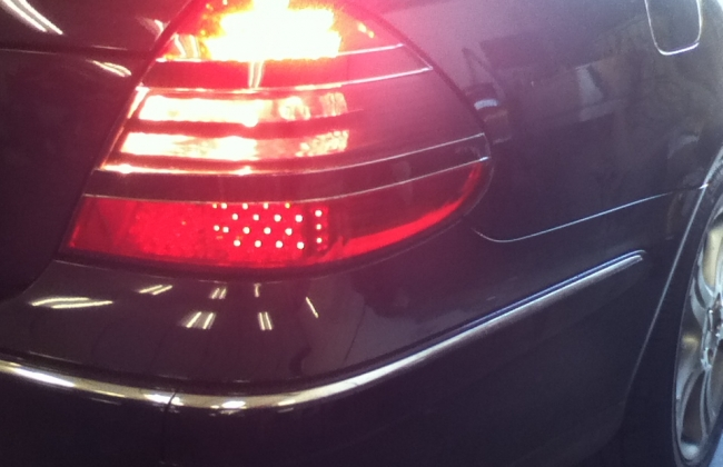 Auto Light Tinting