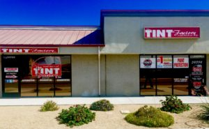 The Tint Factory in Loma Linda, California