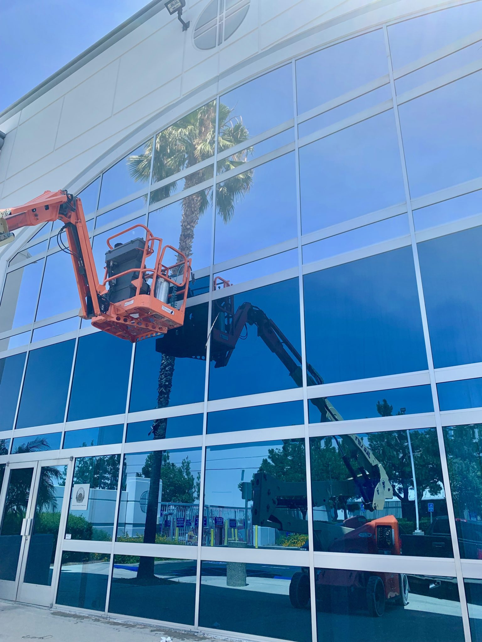 Commercial Tinting in Loma Linda, CA By The Tint Factory Inc.