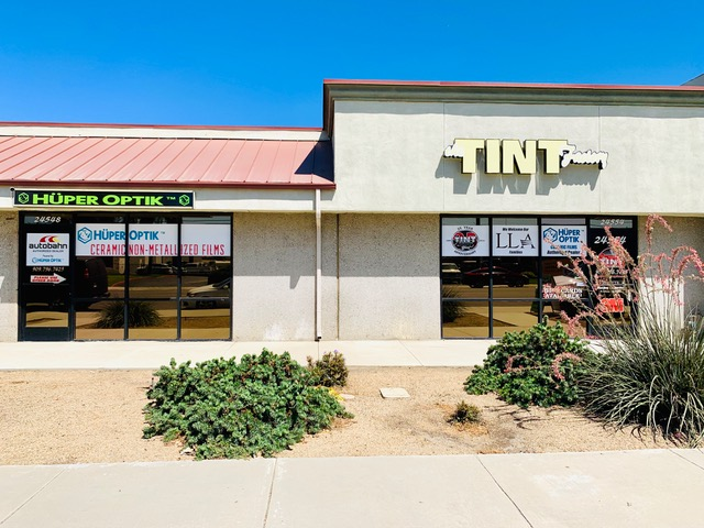 Tint Factory Inc - Window Tinting in Loma Linda California